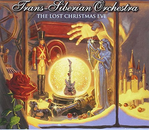 Trans Siberian Orchestra Lost Christmas Eve