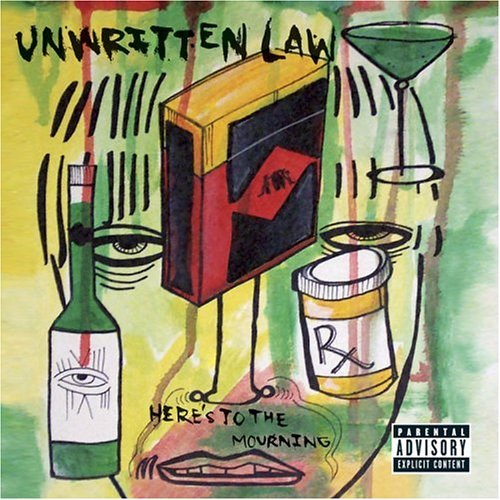 Unwritten Law Here's To The Mourning Explicit Version