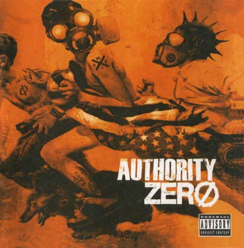Authority Zero Andiamo Explicit Version Enhanced CD