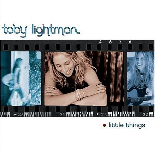 Toby Lightman Little Things CD R Incl. Bonus Track