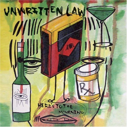 Unwritten Law Here's To The Mourning Clean Version