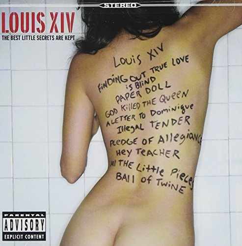 Louis Xiv Best Little Secrets Are Kept Explicit Version