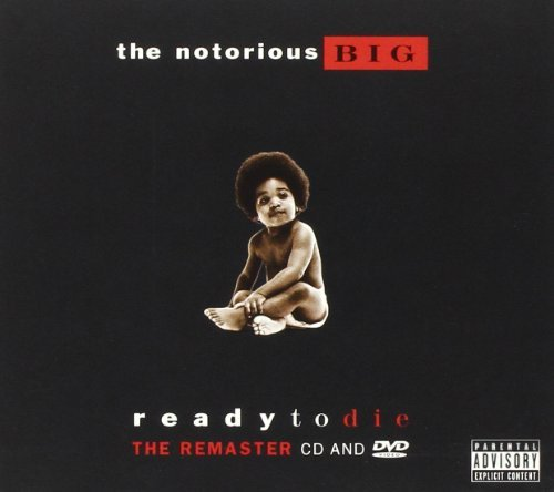 Notorious B.I.G. Ready To Die Re Issued Explicit Version Incl.Bonus DVD