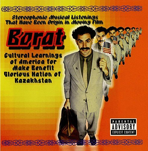 Various Artists Borat Explicit Version