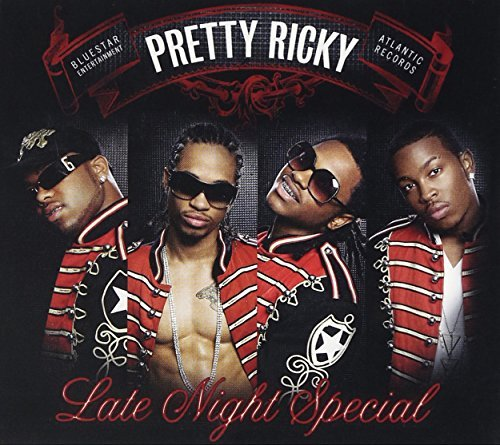 Pretty Ricky Late Night Special Clean Version Digipak