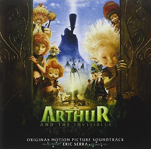 Various Artists Arthur & The Invisibles CD R
