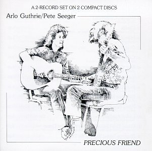 Guthrie Seeger Precious Friend 2 CD Set