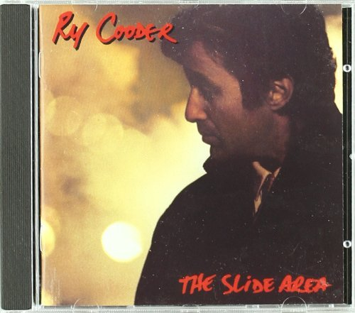 Ry Cooder Slide Area CD R