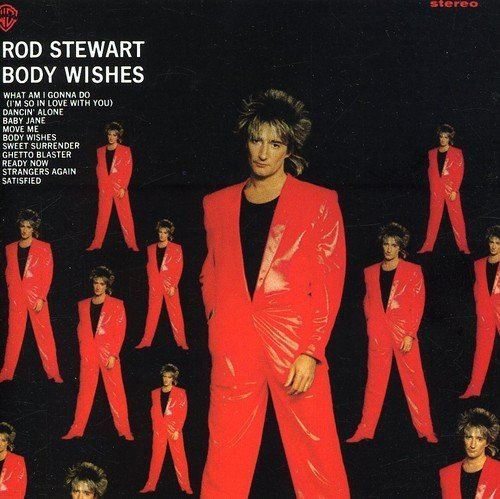 Stewart Rod Body Wishes Import Gbr