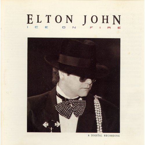 John Elton Ice On Fire