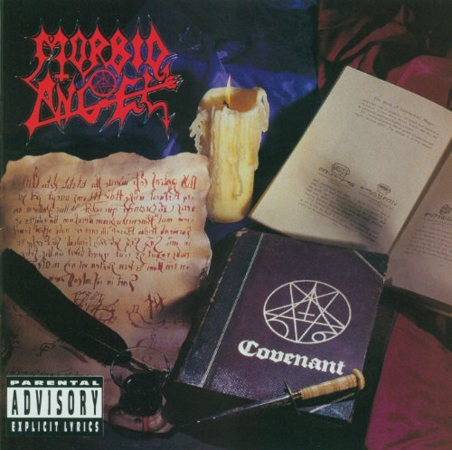 Morbid Angel Covenant Explicit Version Covenant