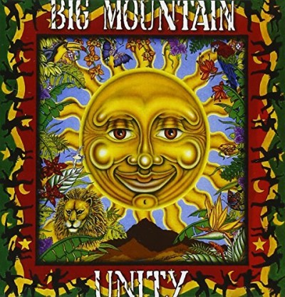 Big Mountain Unity CD R