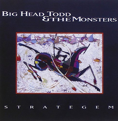 Big Head Todd & The Monsters Strategem CD R