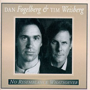 Fogelberg Weisberg No Resemblance Whatsoever