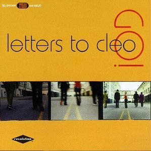Letters To Cleo Go! CD R
