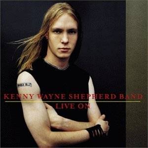 Kenny Wayne Band Shepherd Live On