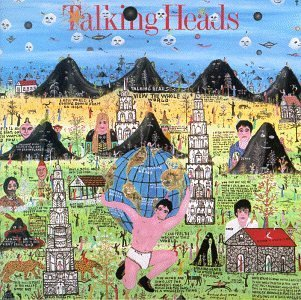 Talking Heads Little Creatures Little Creatures