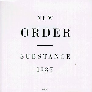 New Order Substance 2 CD Set