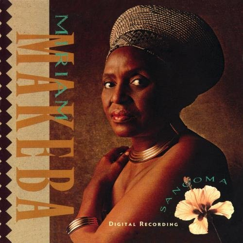 Miriam Makeba Sangoma CD R