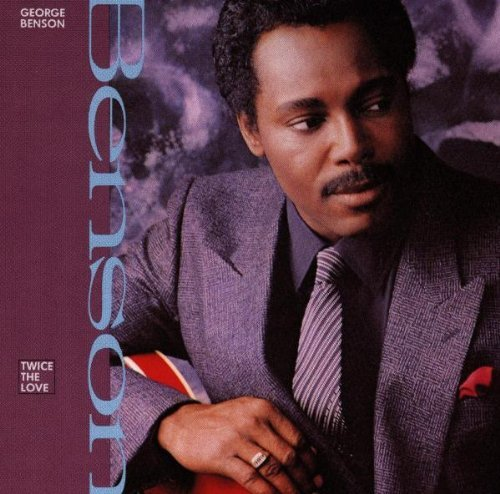 George Benson Twice The Love Import Eu