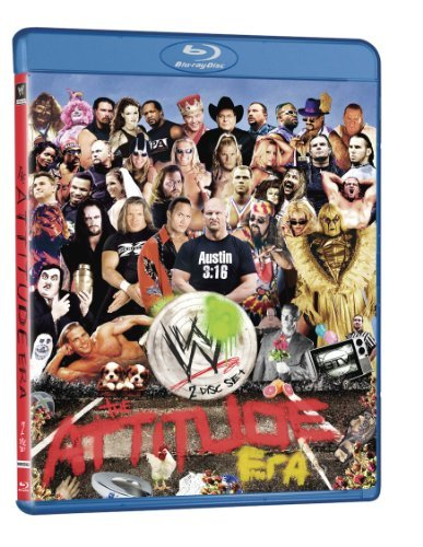 Attitude Era Wwe Blu Ray Ws Tv14 2 Br