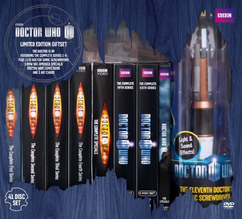 Doctor Who Limted Edition Gift Set Ws Nr 41 DVD