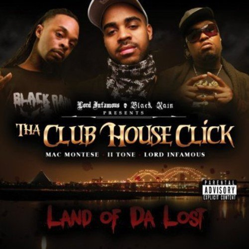 Lord Infamous & Black Rain Land Of The Lost Explicit Version