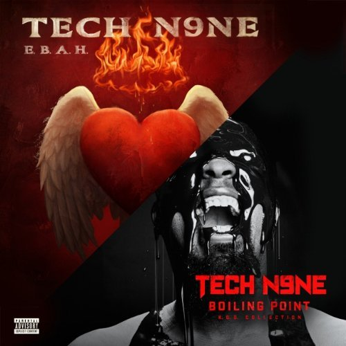 Tech N9ne Ep Series E.B.A.H. & Boiling Point Explicit Version 2 CD
