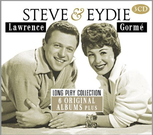 Steve & Eydie Gorme Lawrence Long Play Collection 6 Origina Import Eu 3 CD