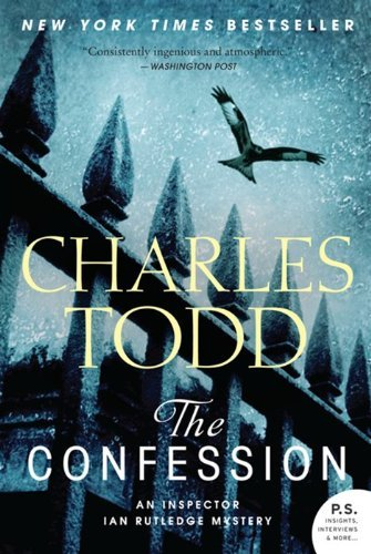 Charles Todd The Confession