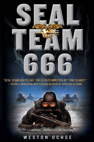 Weston Ochse Seal Team 666
