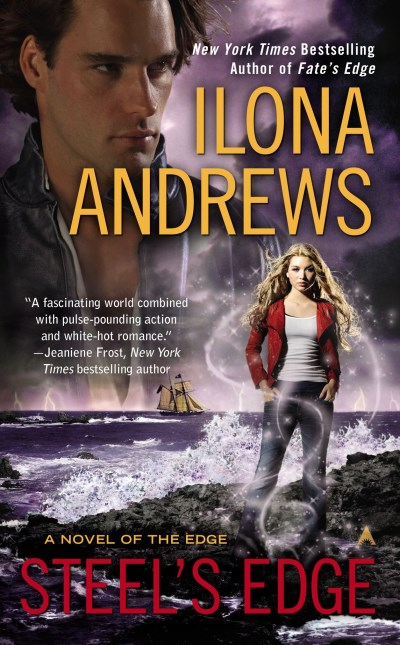 Ilona Andrews Steel's Edge