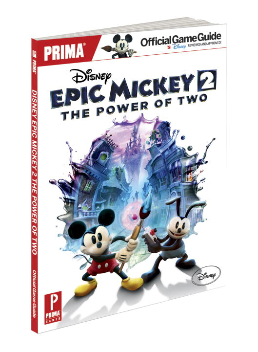 Michael Searle Disney Epic Mickey 2 The Power Of Two