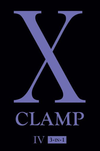 Clamp X Volume 4