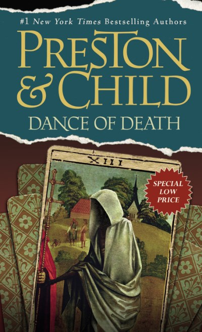 Douglas J. Preston Dance Of Death