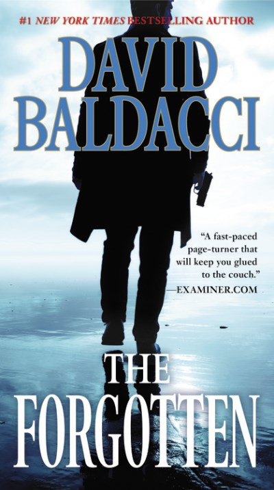David Baldacci The Forgotten Large Print