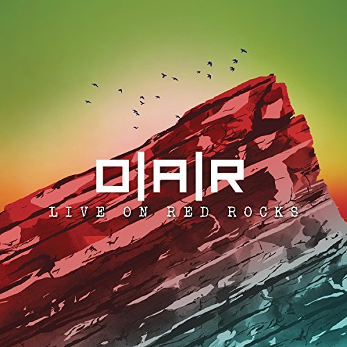 O.A.R. Live On Red Rocks 2 CD