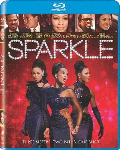 Sparkle (2012) Saprks Houston Blu Ray Ws Pg13 Incl. Uv