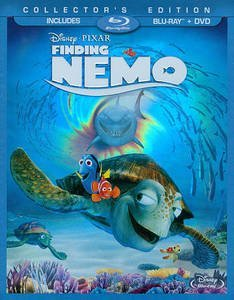 Finding Nemo Disney Blu Ray G