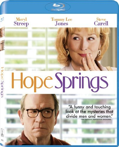 Hope Springs Streep Jones Blu Ray Ws Pg13 Incl. Uv