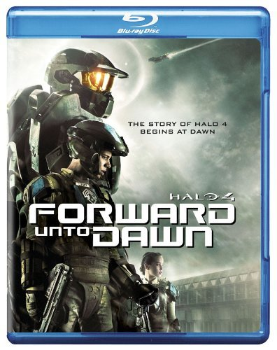 Halo 4 Forward Unto Dawn Green Cudmore Singleton Blu Ray Ws Tv14