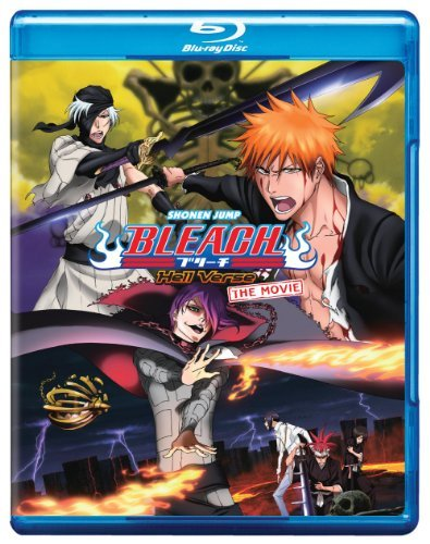 Bleach The Movie Hell Verse Bleach The Movie Hell Verse Blu Ray Ws Nr