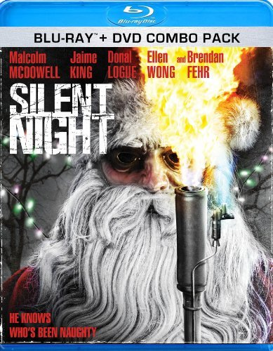 Silent Night (2012) King Mcdowell Logue Blu Ray Ws R