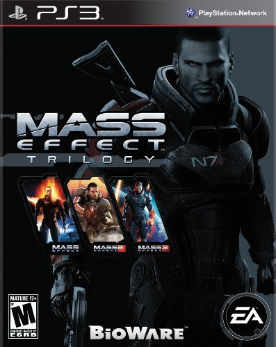 Ps3 Mass Effect Trilogy Electronic Arts M