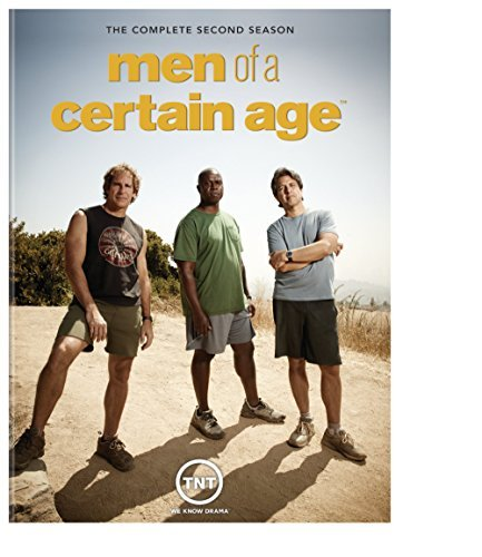 Men Of A Certain Age Men Of A Certain Age Season 2 Ws Nr 3 DVD