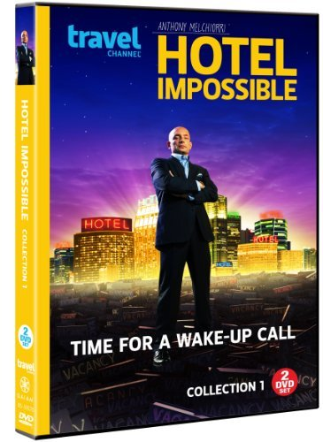 Hotel Impossible Hotel Impossible Collection 1 Tvpg 2 DVD