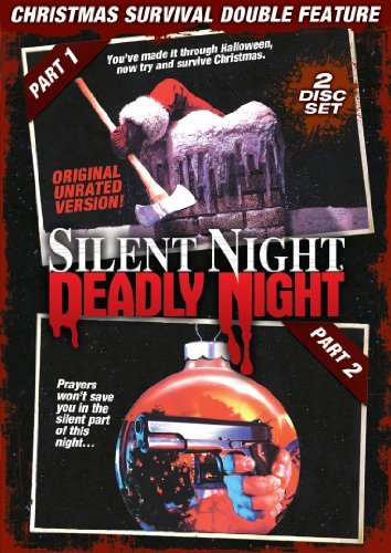 Silent Night Deadly Night 1 & 2 Silent Night Deadly Night 1 & 2 2 DVD R
