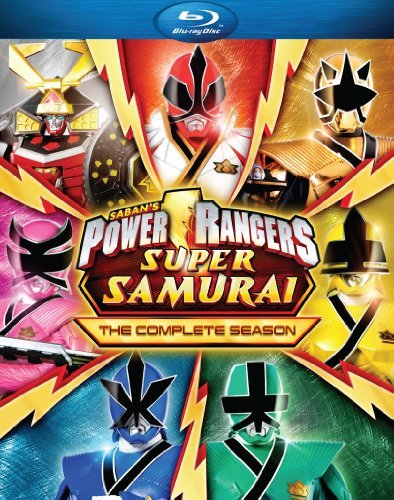 Power Rangers Super Samurai Complete Season Blu Ray Ws Nr 3 Br