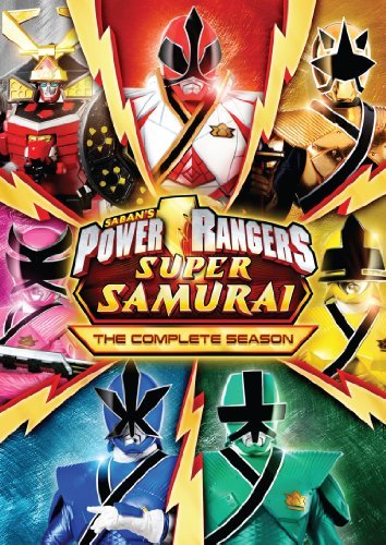Power Rangers Super Samurai Complete Season Ws Complete Season