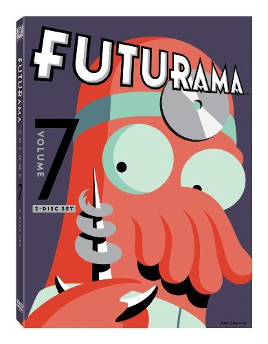 Futurama Volume 7 DVD
